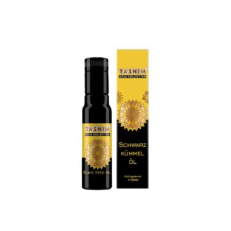 Schwarzkümmel Öl 100ml - Gold Collection - Tasnim