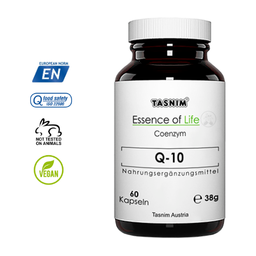 Coenzym Q-10 - Essence of Life - Tasnim