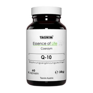 Coenzym Q-10 - Ubichinon-10 - 60 Kapseln