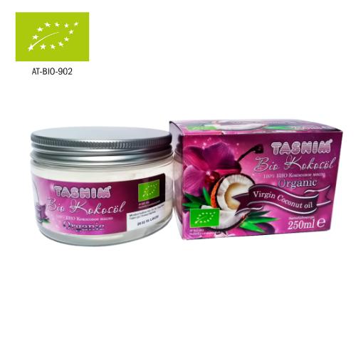 Bio Kokosöl 250ML - Tasnim