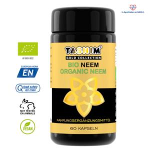Bio Neem - Tasnim® - Azadirachta Indica - 60 Kapseln