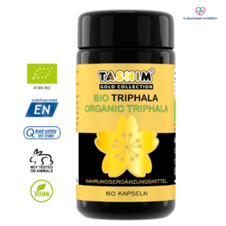 Bio Triphala - Tasnim - Gold Collection - 2021
