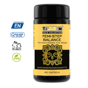Femi-Step Balance - Yams - 60 Kapseln