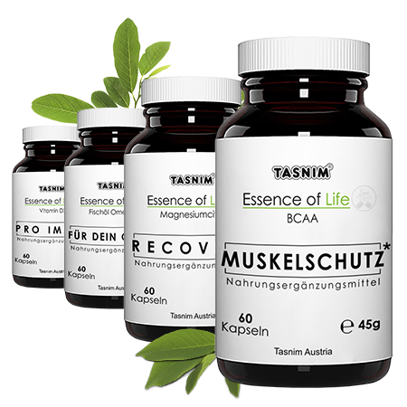 Fitness Paket - Essence of Life - Tasnim