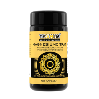 Magnesiumcitrat - Gold Collection - Tasnim