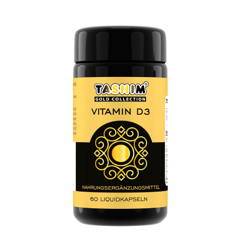 Gold Collection - Vitamin D3 - Tasnim
