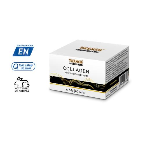 Collagenpeptide (bovin) + Vitamin C Tasnim