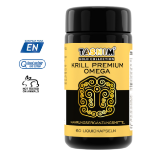Krill Premium Omega - 60 Kapseln - Tasnim