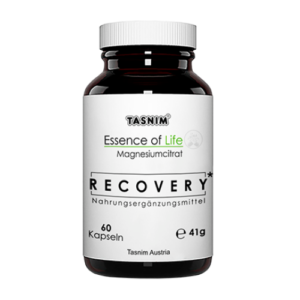 Recovery - Magnesiumcitrat - 60 Kapseln
