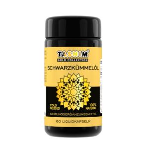 Tasnim Schwarzkümmelöl - 60 Kapseln