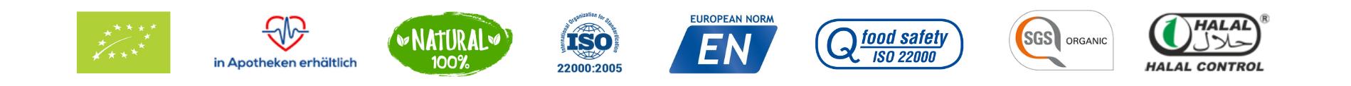 Tasnim Zertifizierungen - www.tasnim.eu