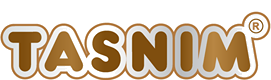Tasnim - Logo Gold - www.tasnim.eu