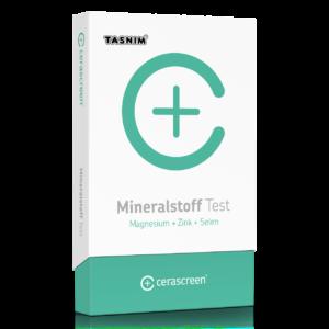Mineralstoff Test (Magnesium + Zink + Selen)