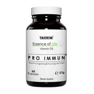 Pro Immun Vitamin D3 Tasnim HPMC Kapseln 1000IE