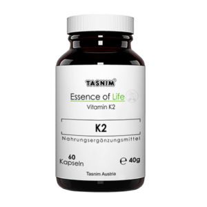Vitamin K2 - Menachinon - 60 Kapseln