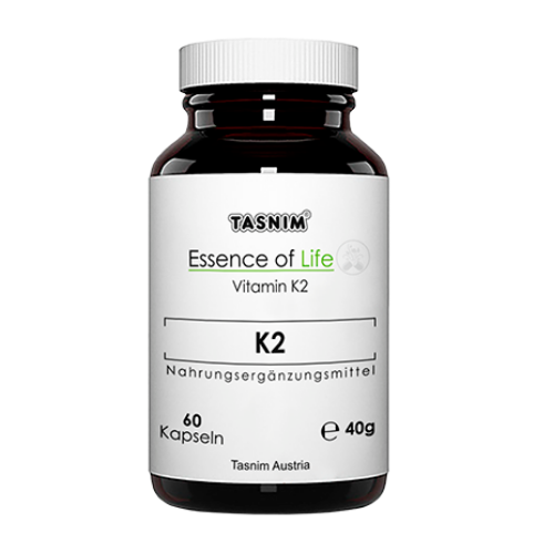 Vitamin K2 - Essence of Life - Tasnim