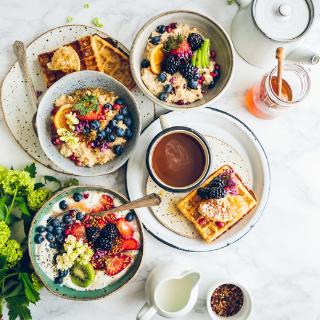 gesunde Ernährung - Tasnim