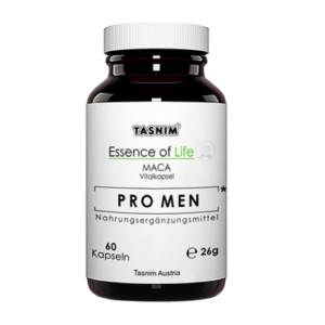 Pro Men - Maca + L-Arginin - 60 Kapseln
