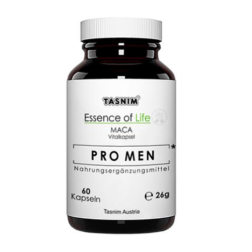 Maca - Pro Men - Essence of Life - Tasnim
