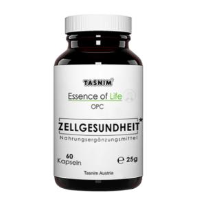 Zellgesundheit + Vitamin C - 60 Kapseln